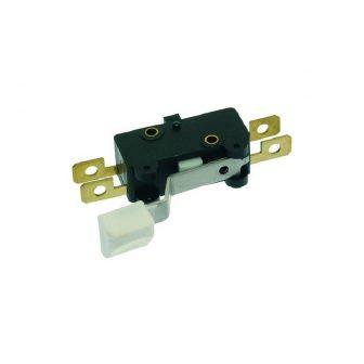 Mikrokapcsoló 5A 250V
