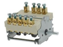 SELECTOR SWITCH 0-6 POSITIONS