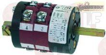 4-fázisú kapcsoló 16A 380V