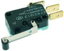 Mikrokapcsoló  G26 16A 250V