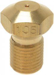 Gáz fúvóka M10x1 ø 1,05 mm