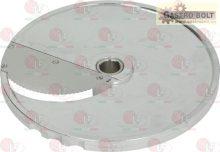 SLICING DISC VEG. CHOPPER CURVED SL. 5mm
