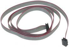 10 pólusú lapos kábel  1200 mm