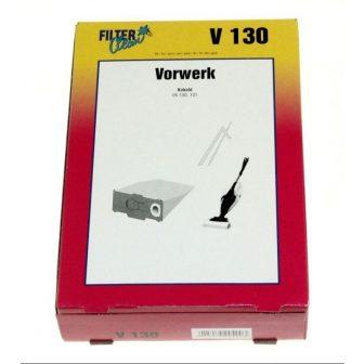 Vorwerk Kobold 130 131 FP131 porzsák