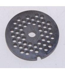 Lyukas kivezetőlemez húsdarálóhoz 4,5MM F. MUZ6FW/MUZ7LS4