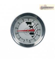 Húshőmérő 0 - + 120 ° C áthatolási hőmérő