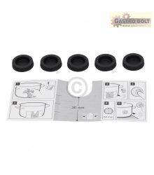 Főzési javítások BOSCH 00577921 Öntapadós párnák a PerfektCook főzésre érzékeny indukciós tűzhelyhez 5p