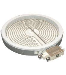 Sugárzó melegítő EGO  175mm? 1800W főzőlaphoz