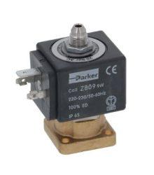 3-utas mágnesszelep Parker 230V 50 / 60Hz