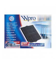 Wpro Antibakteriális Aktívszénszűrő CHF160, 481281718527, típus 160