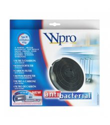 Wpro Antibakteriális Aktívszénszűrő FAC309, 481281718529 30. típus