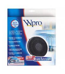 Wpro Antibakteriális Aktívszénszűrő FAC269, 481281718528, Típus 26 484000008789