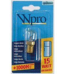 Wpro hűtő lámpa 15w 481281728338, LRF 007