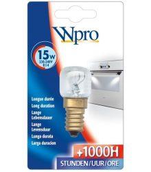 Wpro sütő lámpa 15w 482213488089, LFO 007