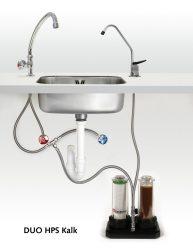 Carbonit Untertischfilter DUO-HP Kalk