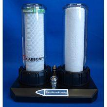 Carbonit Untertischfilter DUO-HP Special