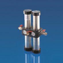 Carbonit Quadro Wassereingansanlage 120 R/L