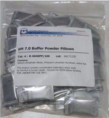 HM Digitális pH-pufferoldat zsák pH-4 egyedileg 100 darab