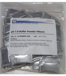 HM Digitális pH puffer-oldatot tartalmazó tasak, pH = 7 egyenként 100 darab