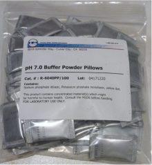 HM Digitális pH pufferoldat zsák pH 10,01 egyenként 100 darab