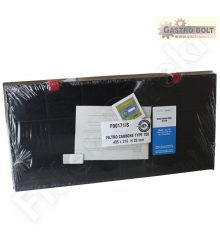 Filtronix aktív szénszűrő alternatíva az AEG Electrolux 50246934009 típusú 150 Elica típushoz