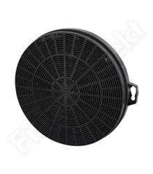 A Filtronix aktív szénszűrő alternatívája a Wpro FAC539, 481281718524, B210 típushoz