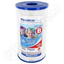Pleatco Pure vízszűrő PIN20