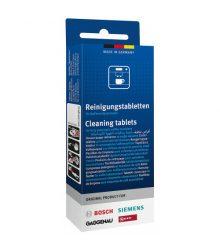 Bosch, Siemens, Gaggenau, Neff tisztító tabletta 311940 311769 310575 TCZ6001 TZ60001 TZ80001 TCZ8001