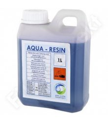 Tisztító / fertőtlenítőszer vízlágyító gyantákhoz és vízlágyítókhoz