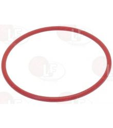 O-RING 0170 RED SILICONE