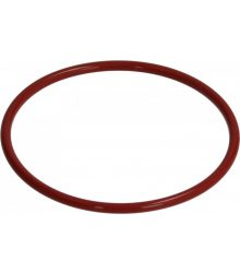 Piros szilikon o -gyűrű