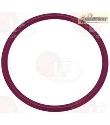 O-gyűrű 0155 RED SILICONE