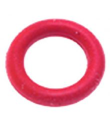 O-gyűrű piros szilikon