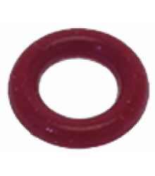 O-gyűrű 02018 piros szilikon