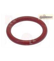 O-gyűrű 0114 piros szilikon