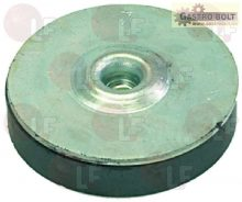 4 pólusú motor mágnes  ø 7 mm