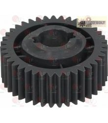 PLASTIC GEAR ? 101 mm 39 TEETH
