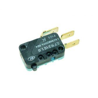 Mikrokapcsoló 0.1A 250V