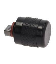 Víz/gőz csap gomb