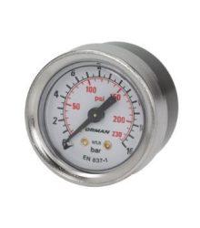 Kazán nyomásmérő ø 41 mm 0÷16 bar