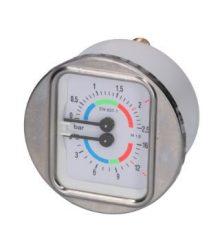 Kazán-szivattyú nyomásmérő ? 63 mm
