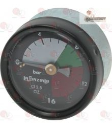 nyomás mérő ø 42 mm 0÷16 bar