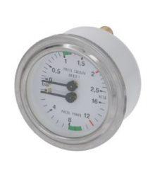 Nyomásmérő óra ? 63 mm