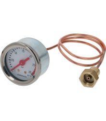 Kazán nyomásmérő ? 41 mm 0÷3 bar