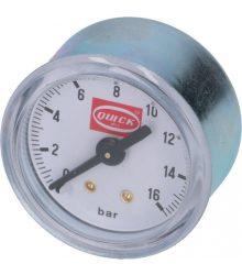 Nyomásmérő óra ? 40 mm  16 bar