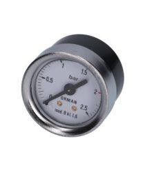 Kazán nyomásmérő  ? 41 mm 0÷2.5 bar