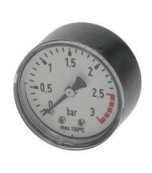 Kazán nyomásmérő ø 49 mm 0÷3 bar