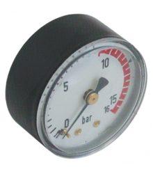 Kazán nyomásmérő ? 49 mm 0÷16 bar