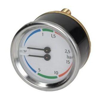 Nyomásmérő 60mm