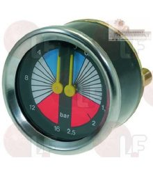 Kazán nyomásmérő  ? 60 mm